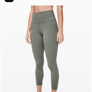 """Lululemon Align Pant 25"""" size 4"""